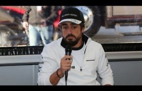 Alonso in China ''back in business''