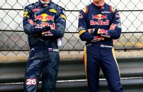 Gerucht: Max Verstappen per direct naar Red Bull Racing