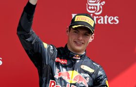 Max Verstappen op Silverstone wederom 'driver of the day'